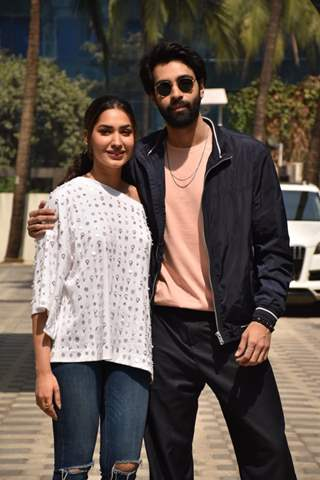 Anmol Dhillon and Jhataleka Malhotra at the promotions of Tuesdays And Fridays