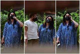 Kareena Kapoor Khan makes her first appearance after pregnancy!