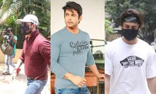 Hindustani Bhau, Asim Riaz other Celebrities arrive at copper hospital after Sidharth Shukla's demise