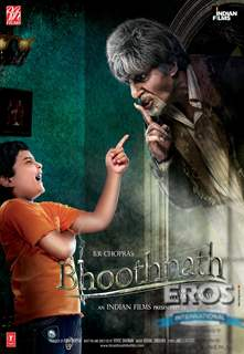 Poster of Bhoothnath movie