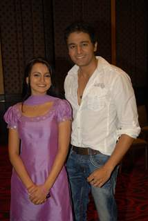 Gaurav Khanna and Vandana Joshi as a lead actor and actress