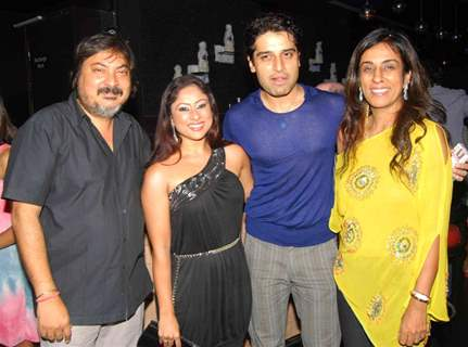 Shakti Anand and Sai in Baat Hamari Pakki Hai celebrates its Centenary in Mumbai