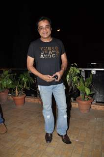 Sanjay Chhel at Celebration party of new serial Pyaar Mein Twist