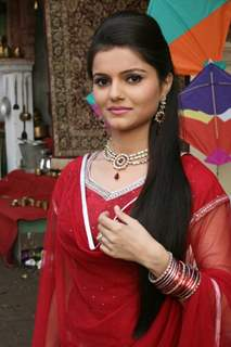 Rubina Dilaik as Radhika in Chhoti Bahu