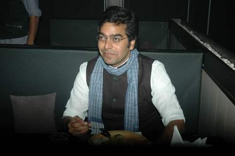 Ashutosh Rana at the screening of Kaali Ek Agni Pariksha serial at Malad. .