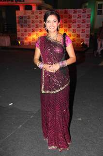 Ami Trivedi of Sab Tv celebrates World Family Day