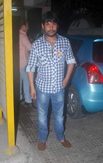 Aditya Lakhia at Special screening of movie 'Stanley Ka Dabba' at Ketnav