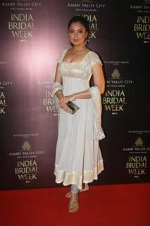 Tanushree Dutta for Neeta Lulla Show at India Bridal week 2011 Day 4 in Grand Hyatt, Mumbai