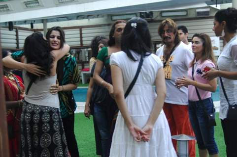 Sonika Kaliraman was offered the opportunity to leave the Bigg Boss 5 House