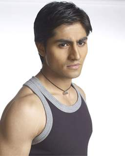Harshad as Cadet Ali Baigh