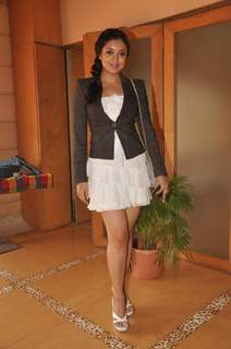 Tanushree Dutta at the announcement of Country Club's New Year 2012 Press Meet