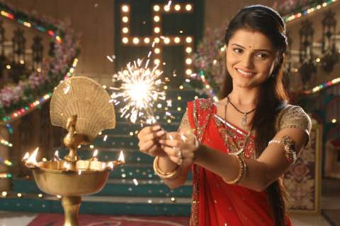Rubina as Radhika (Diwali)