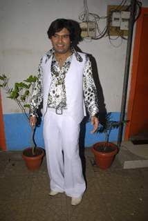 Celebs on the sets of Comedy Circus at Mohan studios