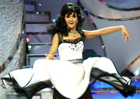 Shakti Mohan  on Dance India Dance 2