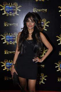 Jiah Khan grace Pre Wedding Bash of Ritesh Deshmukh & Genelia Dsouza in Mumbai