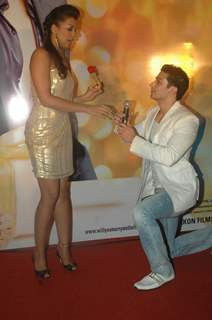 Mugdha Godse at Music launch of film 'Will You Marry Me?'