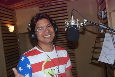 Singer Shaan at the movie promotion event of