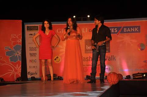 Manasi Parekh at GR8! Fashion Walk for the Cause Beti by Television Sitarre
