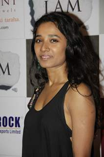 Tannishta Chatterjee at 'I Am' National Award winning bash