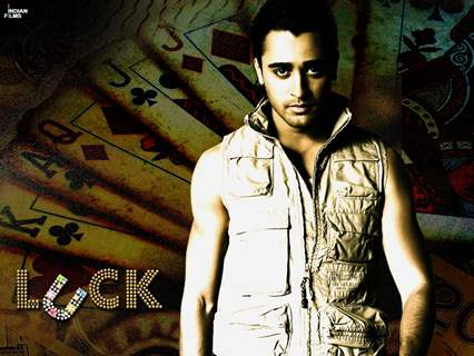 Imran Khan wallpaper from movie Luck
