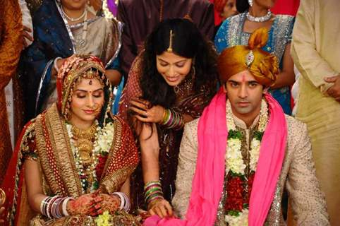 Shravan and Sanchi Wedding