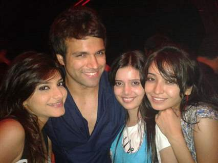 Asha, Jia, Shruti and Rithvik