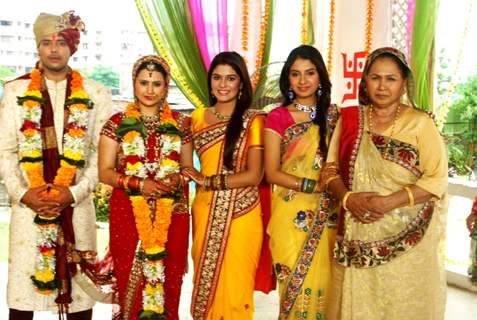 Wedding on Pratigya