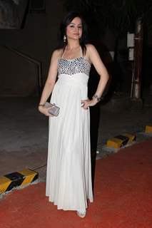Muskaan Mehani at ITA Awards 2012