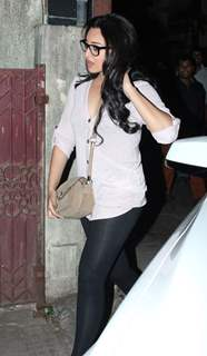 Special Screening for Sonakshi Sinha of Life Of Pi