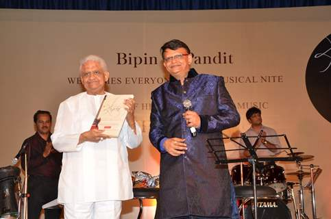 Launch of Book Khumaar by Bipin Pandit