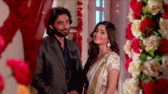 Soumya Seth and Rohit Khurana