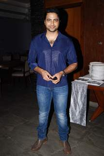 Nikhil Arya at Producer Rajan Shahi's Bash
