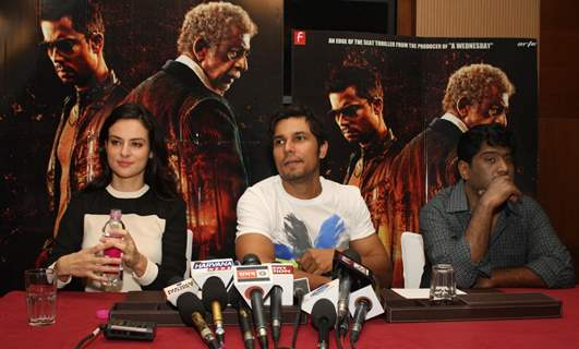 Press meet for the movie John Day
