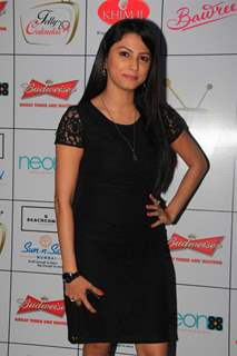 Rucha Hasabnis was seen at the Launch of Telly Calendar