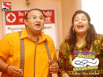 Ambika Ranjankar and Nirmal Soni