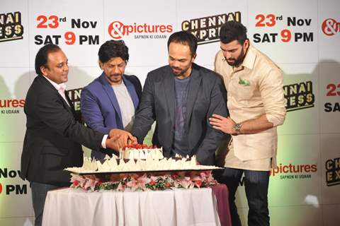 Success Party of Chennai Express