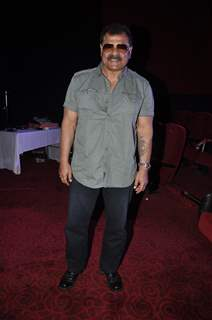 Sharat Saxena was seen at the Press conference of the film Club 60
