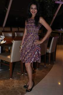 Manasi Parekh was at India-Forums.com's 10th Anniversary Party