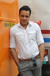 Yash Tonk was seen at the Promotion of 'Jai ho'