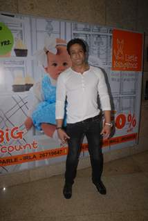 Inder Kumar at the Special Screening of Jai Ho