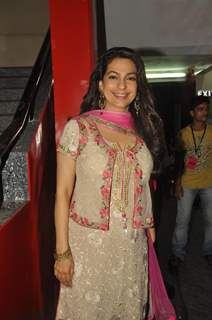Juhi Chawla at the Special Screening of Gulaab Gang
