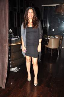 Sushma Reddy at Neeta Lulla's 50th Birthday Celebration