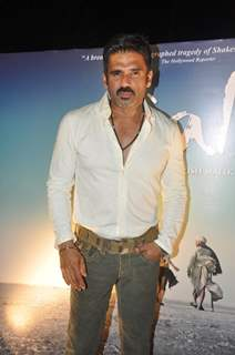 Suniel Shetty at the Music Launch of 'Jal'