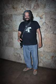 Amole Gupte at the Special screening of Hawa Hawaii
