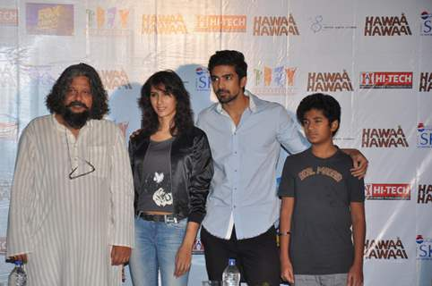 Promotion of Hawaa Hawaai in Gurgaon