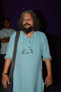Amole Gupte at the Hawaa Hawaai screening visit