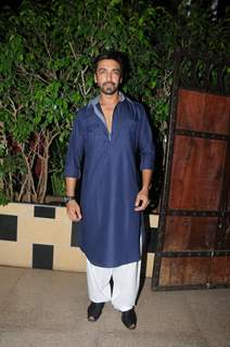 Ashish Chowdhry at the Party