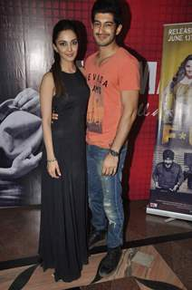 Kiara and Mohit attend the Shiamak's show Selcouth finale