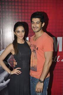 Kiara and Mohit at Shiamak's show Selcouth finale
