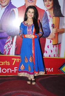 Shweta Gulati at the launch of Sab TV's Tu Mera Agal Bagal Mein Hain
